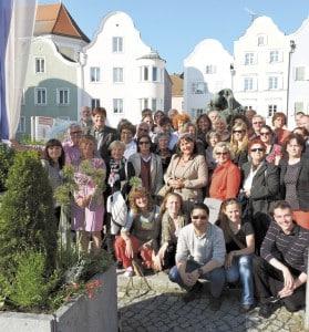 Besuch Passauer Gästeführer_Pressefoto